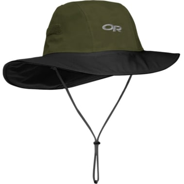 Outdoor Research Seattle Sombrero XL, Forest/Black prod_prod-s1/133316