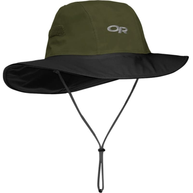 Outdoor Research Seattle Sombrero XL Forest/Black 82130