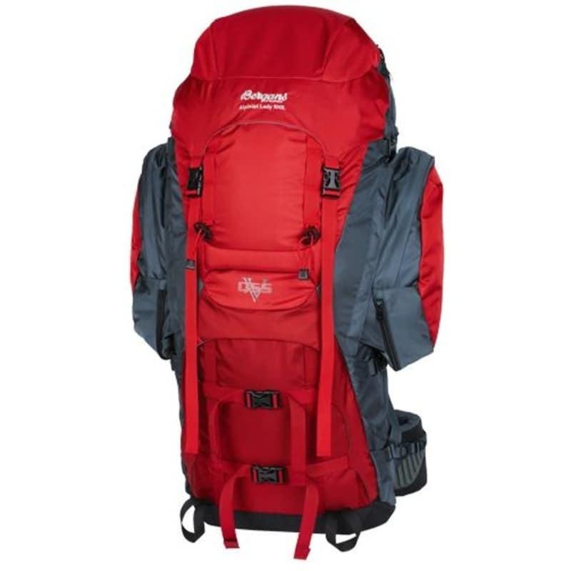 Alpinist 100L Lady 100, Red/Burg/Grey