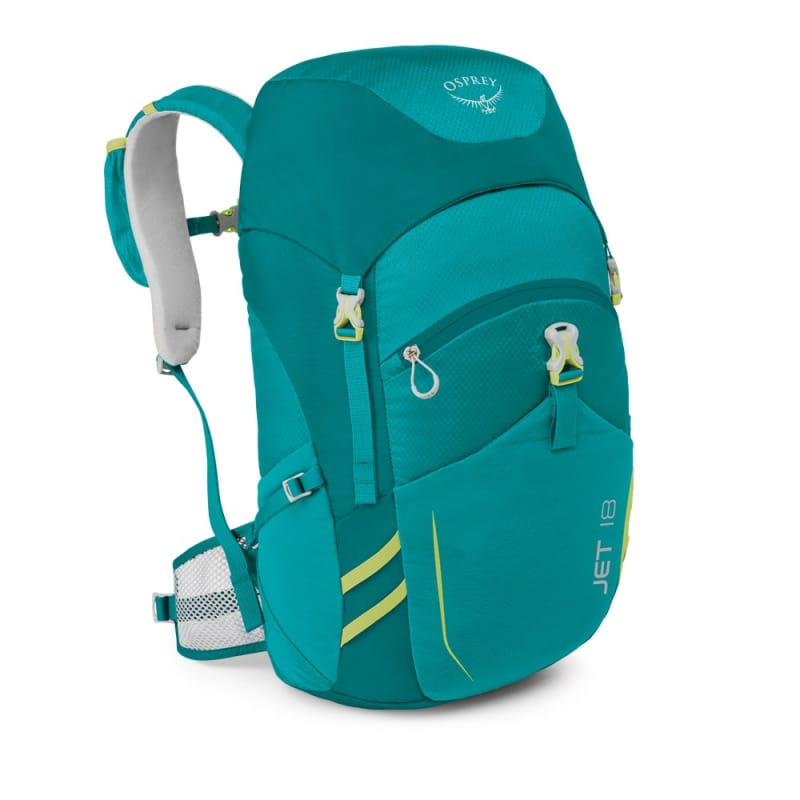 Jet 18 OneSize, Real Teal