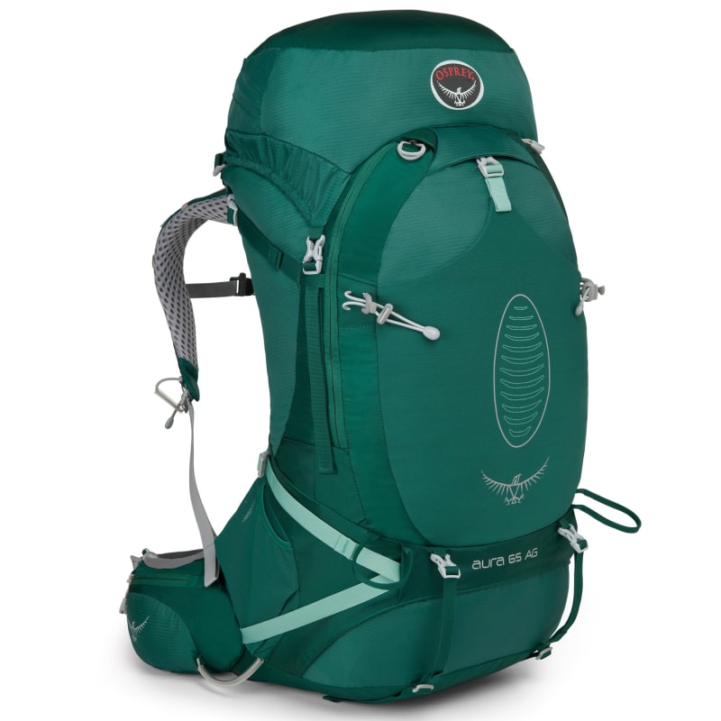 Aura AG 65 S, Rainforest Green