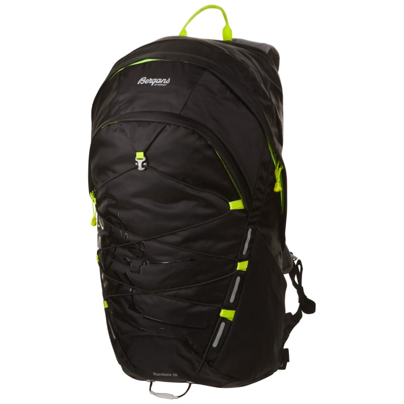 Rondane 26L 26, Black/Neongreen