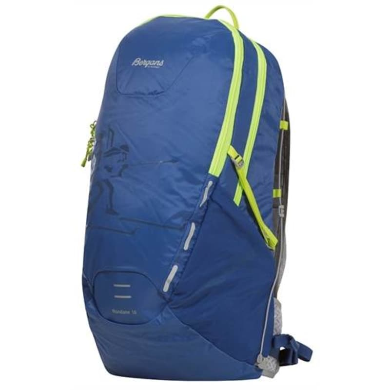 Rondane 18L 18, Blue/Neongreen