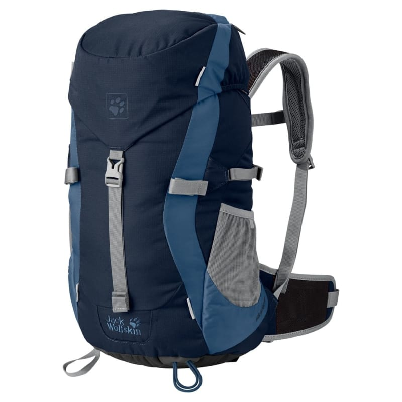 Kids Alpine Trail OneSize, Midnight Blue