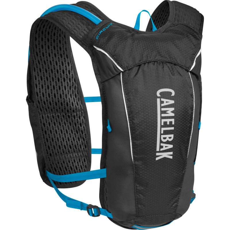 Circuit Vest 1,5L OneSize, Black/Atomic Blue