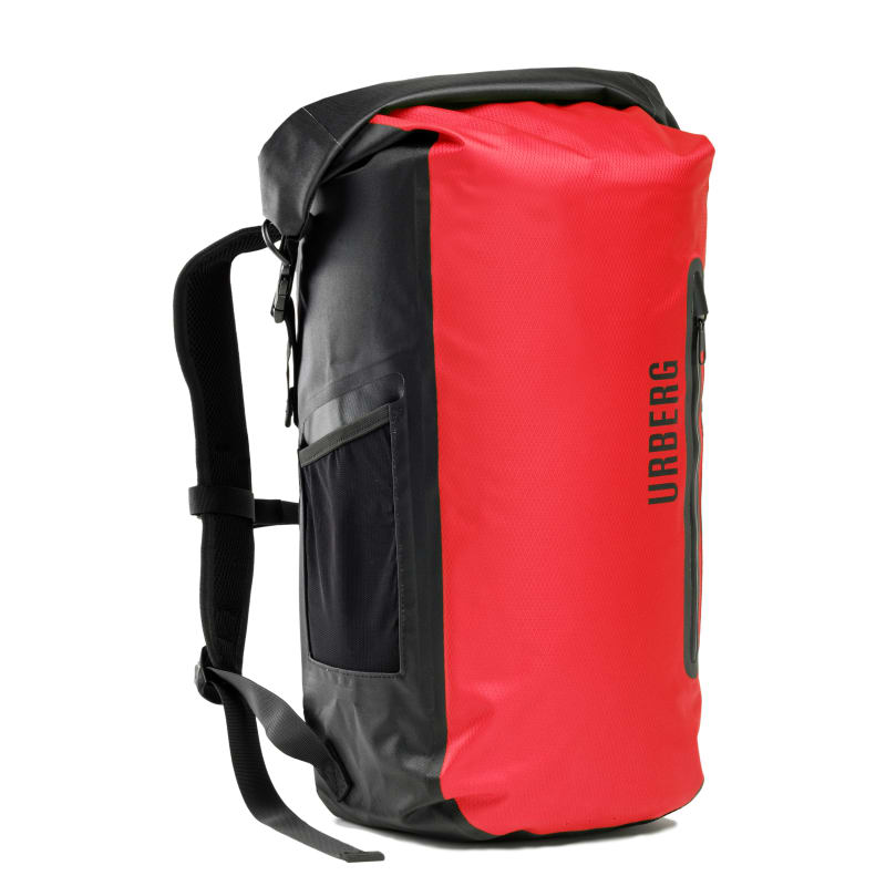 Utrail Backpack 1SIZE, Red Ripstop