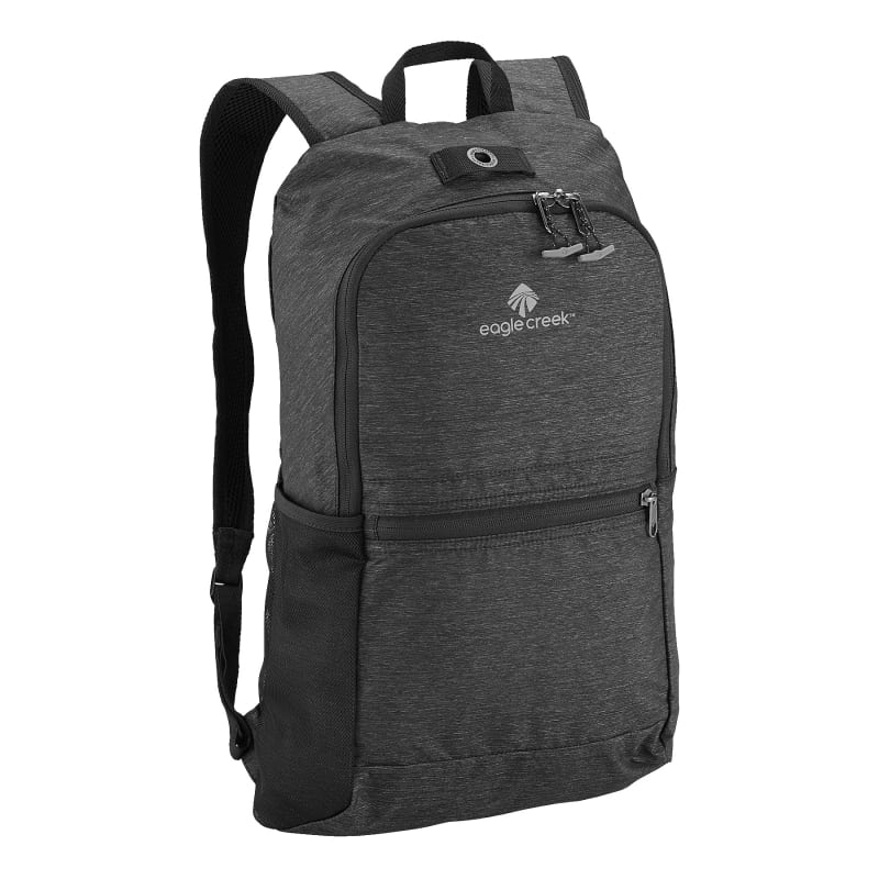 Packable Daypack OneSize, Black