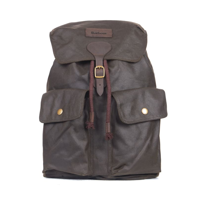 Beafort Backpack OneSize, Olive