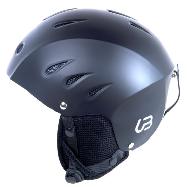 Urberg Ski Helmet G1 S, Black