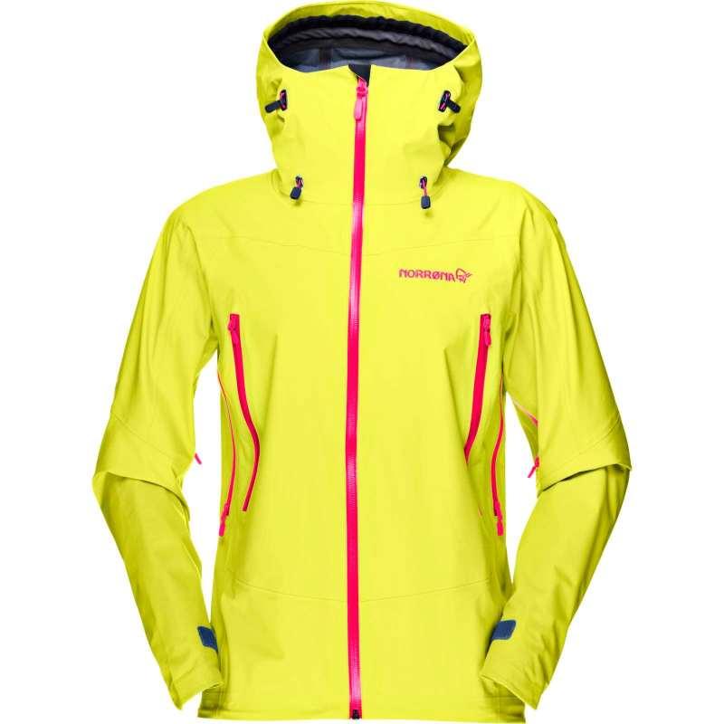 8cb5b9a4 falketind Gore-Tex Jacket (W) L, Sulphur Spring