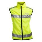 Swix flash reflective vest juniors gul