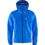 Haglofs roc jacket vibrant blue
