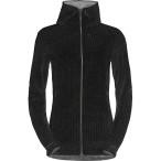 Norrona roldal wool jacket w caviar
