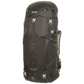 Bergans glittertind 70l black solid light grey