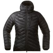 Bergans slingsbytind down lady jacket w h black