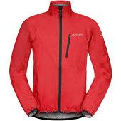 Vaude men s drop jacket iii red
