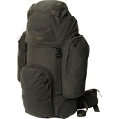 Bergans tuva huntpack w chair silent 5 dark green