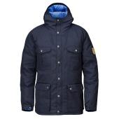 Fjallraven greenland down jacket dark navy
