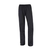 Vaude women s fluid full zip pants black