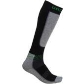 Urberg skisock knee black