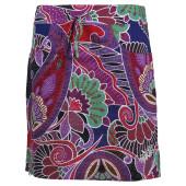 Skhoop summer short skirt clover pattern