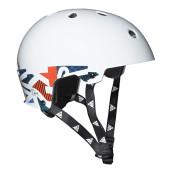 K2 jr varsity helmet white