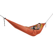Exped travel hammock terracotta