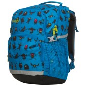 Bergans 2go 24l light seablue monster