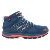 The north face w litewave mid gtx reflecting pond blue paradise