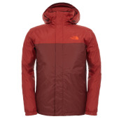The north face m resolve down jacket sequoia red brick house red