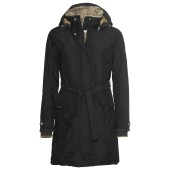 Didriksons voyage women s coat black