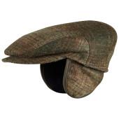 Fjallraven flat cap no 1 dark olive