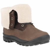 Timberland woodhaven ylw teddy dark brown