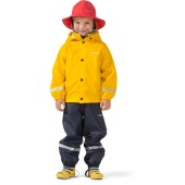 Didriksons slaskeman kids set yellow