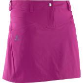 Salomon wayfarer skirt w aster purple