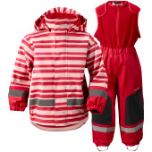 Didriksons boardman pr kids set striped pearl