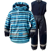 Didriksons boardman pr kids set striped breeze
