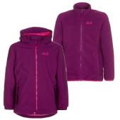 Jack wolfskin iceland 3in1 jacket g mallow purple