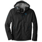 Outdoor research trailbreaker jacket men s black