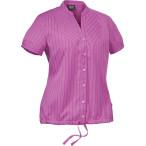 Jack wolfskin penfold shirt women dahlia stripes