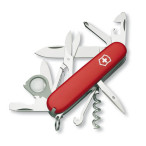 Victorinox vic swiss army explorer red