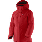 Salomon sashay jr jacket g poppy