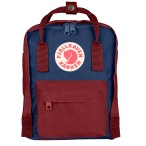 Fjallraven kanken mini royal blue ox red