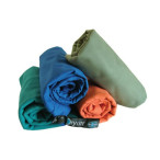 Sea to summit drylite towel xs lime
