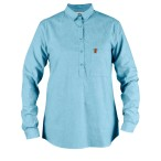 Fjallraven kiruna shirt ls w bluebird