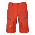 Ortovox vintage cargo shorts m mi crazy orange