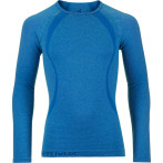 Ortovox competition cool l sleeve m blue ocean