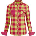 Ortovox women s rock n wool cool shirt long sl happy green