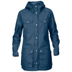Fjallraven greenland parka light women uncle blue
