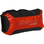 Bergans compass bag 90l red black